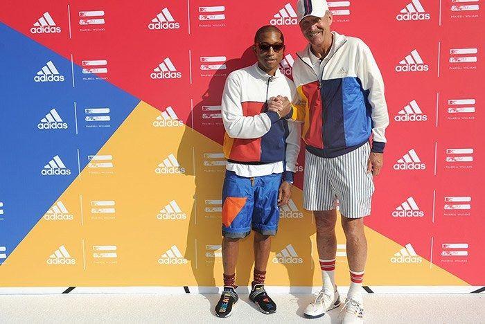 Adidas Pharrell Williams Hu Nmd Black Multicolour 4