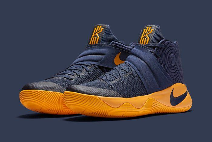 Nike Kyrie 2 Cavs 4