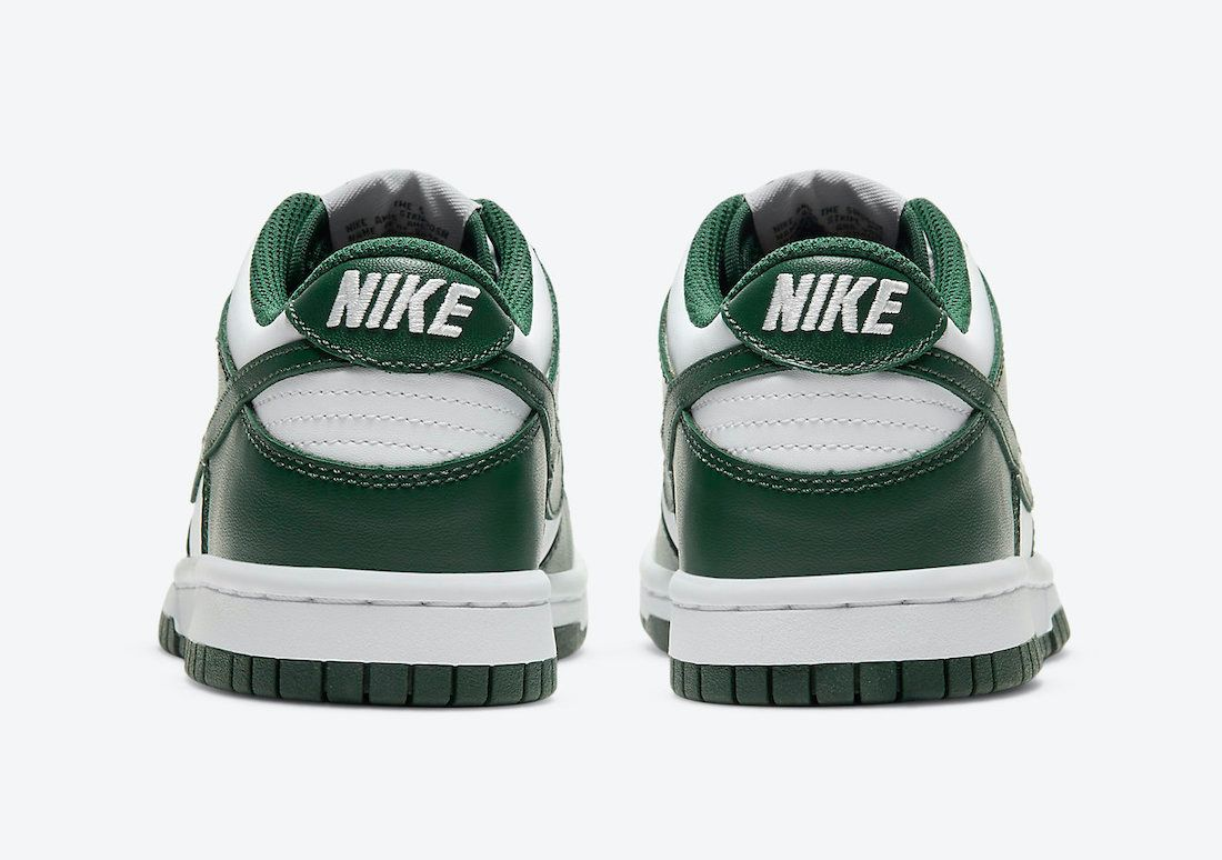 Nike Dunk low Spartan Green