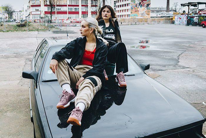 Fila Disruptor Dusty Rose Sneaker Freaker 3