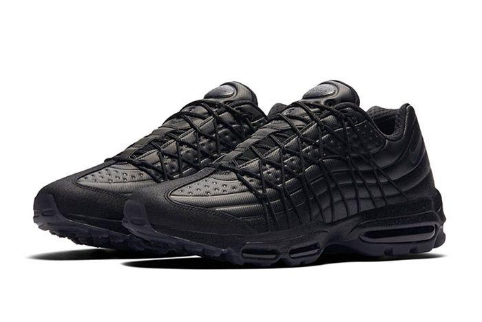 Nike Air Max 95 Ultra Premium Se Black 1