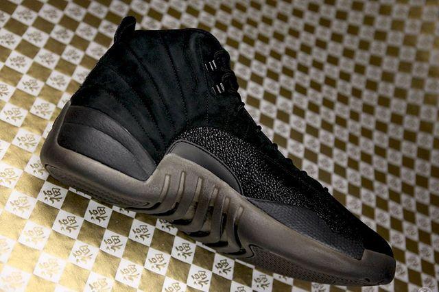 Air Jordan 12 Ovo Black 8