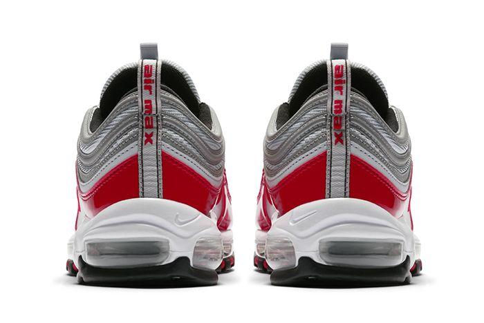 Nike Air Max 97 Silver Red 3