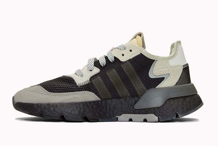 Adidas Nite Jogger Black Grey Release Info 4
