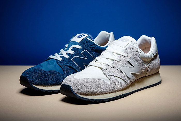 New Balance 520 Hairy Suede 7 1