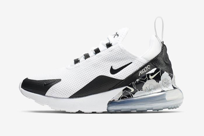 Air Max 270 with Floral Pattern