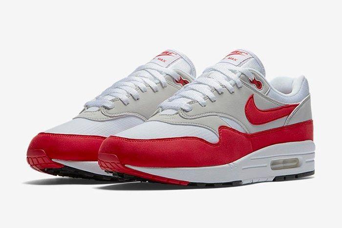 Nike Air Max 1 Anniversary Red