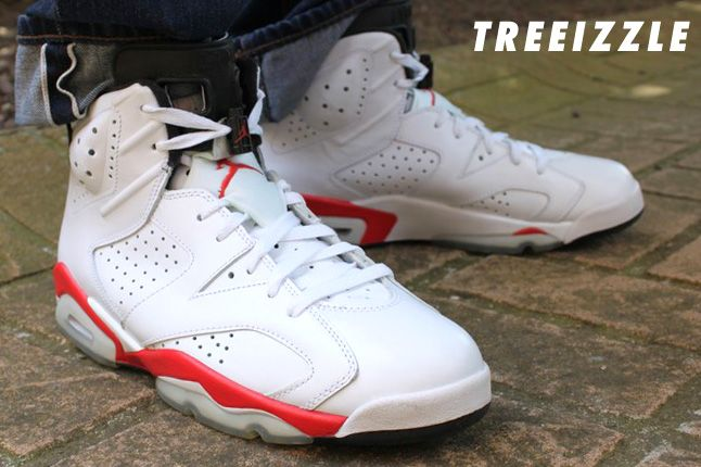 Treeizzle Jordan 6 1
