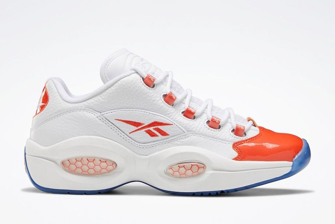 Reebok Question Low FX4999 Lateral