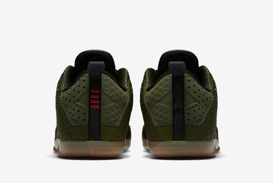 Nike Kobe 11 Black Horse 4