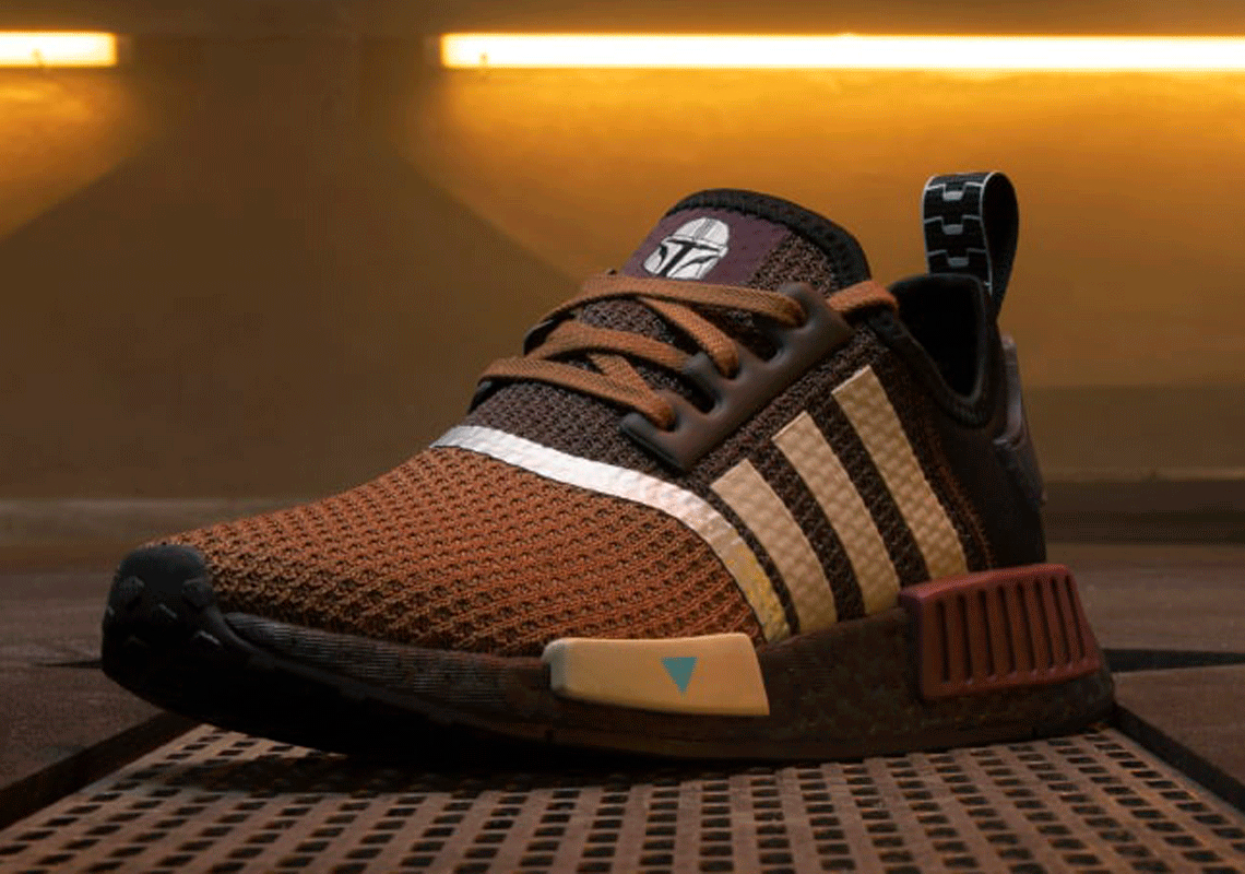 Star Wars adidas NMD The Mandalorian
