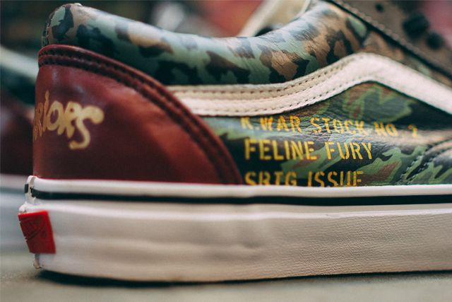 Sbtg X Kadir Warriors Vans Pack 9