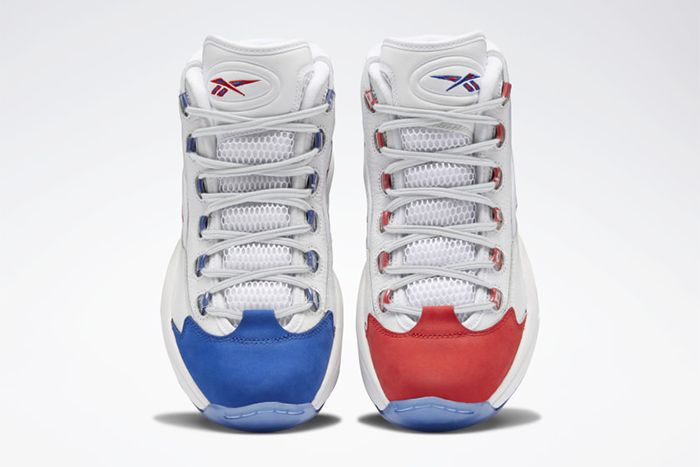 Reebok Question Mid Double Cross Release Date Top Down