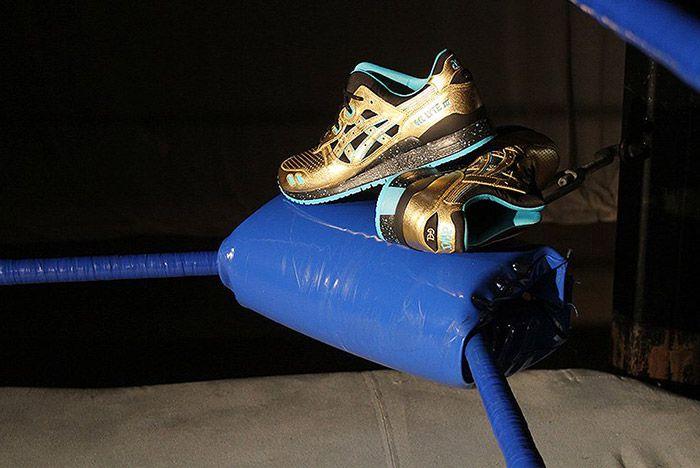 Wale Villa Asics Gel Lyte Iii Gold Ic Champion 4