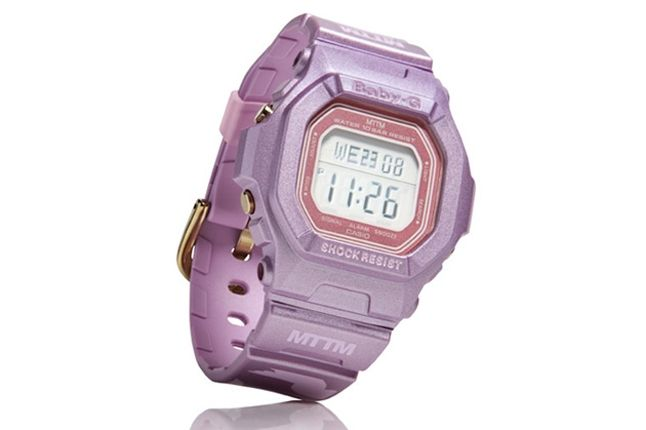 Casio Baby G Watch Married To The Mob 2 1