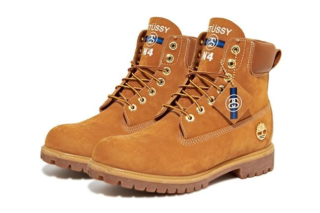 Stussy X Timberland 6 Boot Pack 2