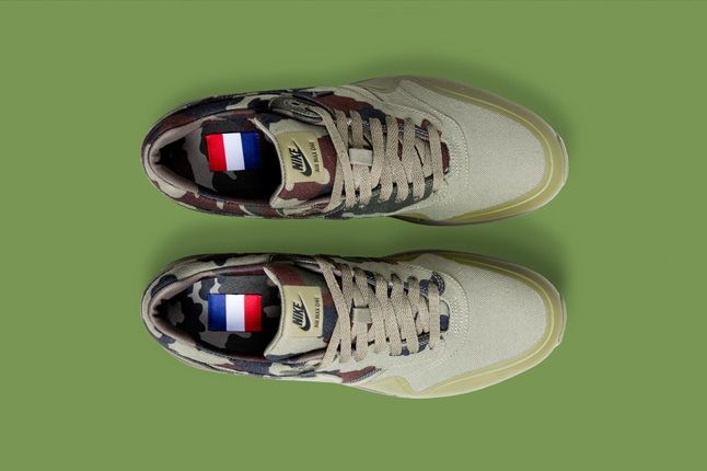 Nike Air Max Camo Collection France 87 Aerial 1