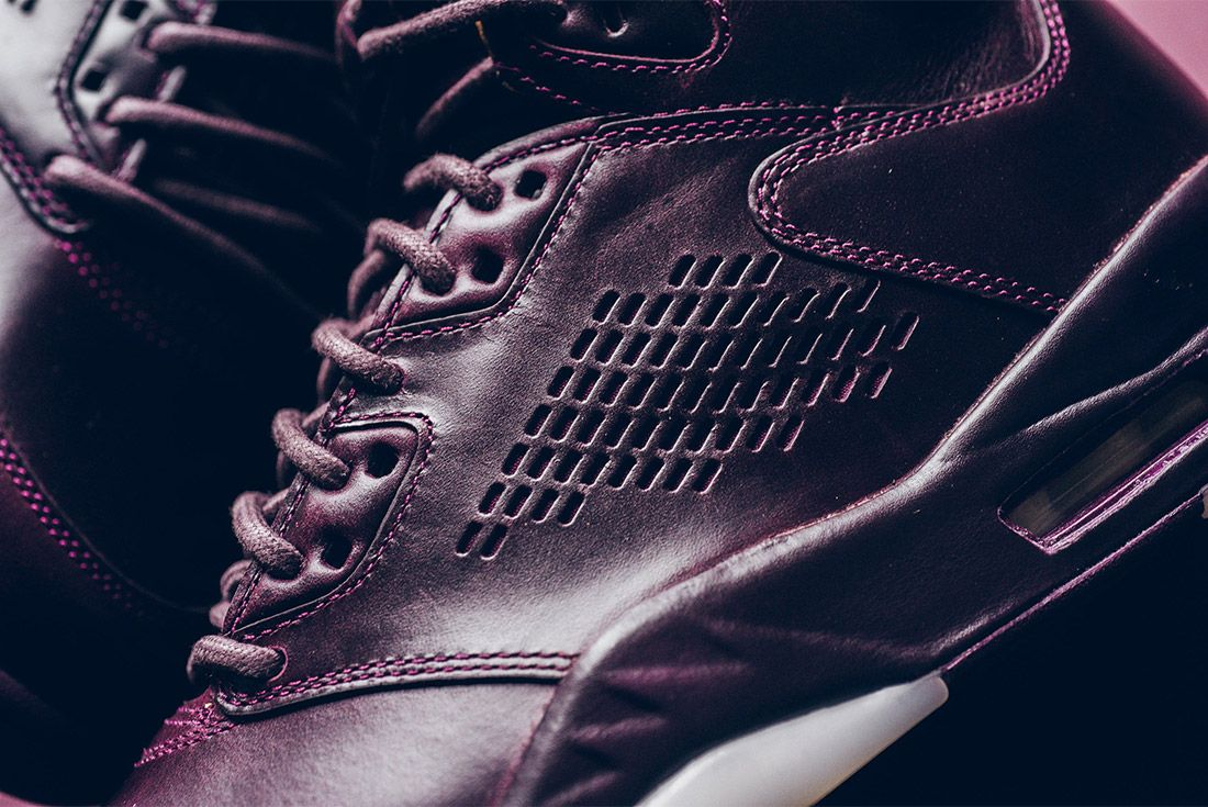 Air Jordan 5 Retro Premium Bordeaux 881432 612 Sneaker Freaker 8