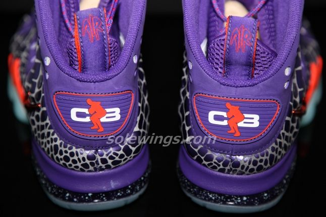 Nike Barkley Posite Max Suns Heel Detail 1