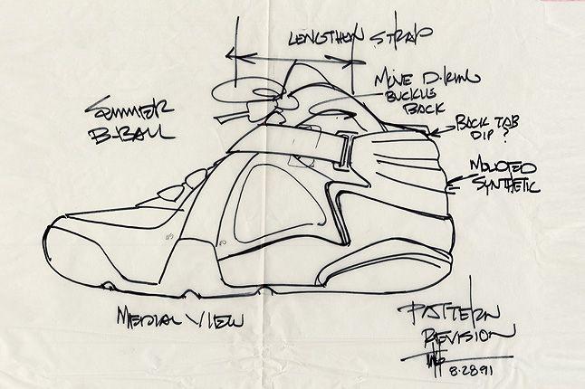 The Making Of The Nike Air Raid 10 1