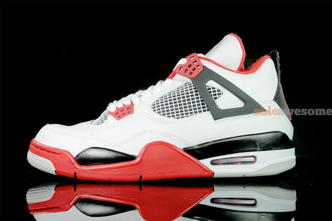 Air Jordan 4 Fire Red 4 1