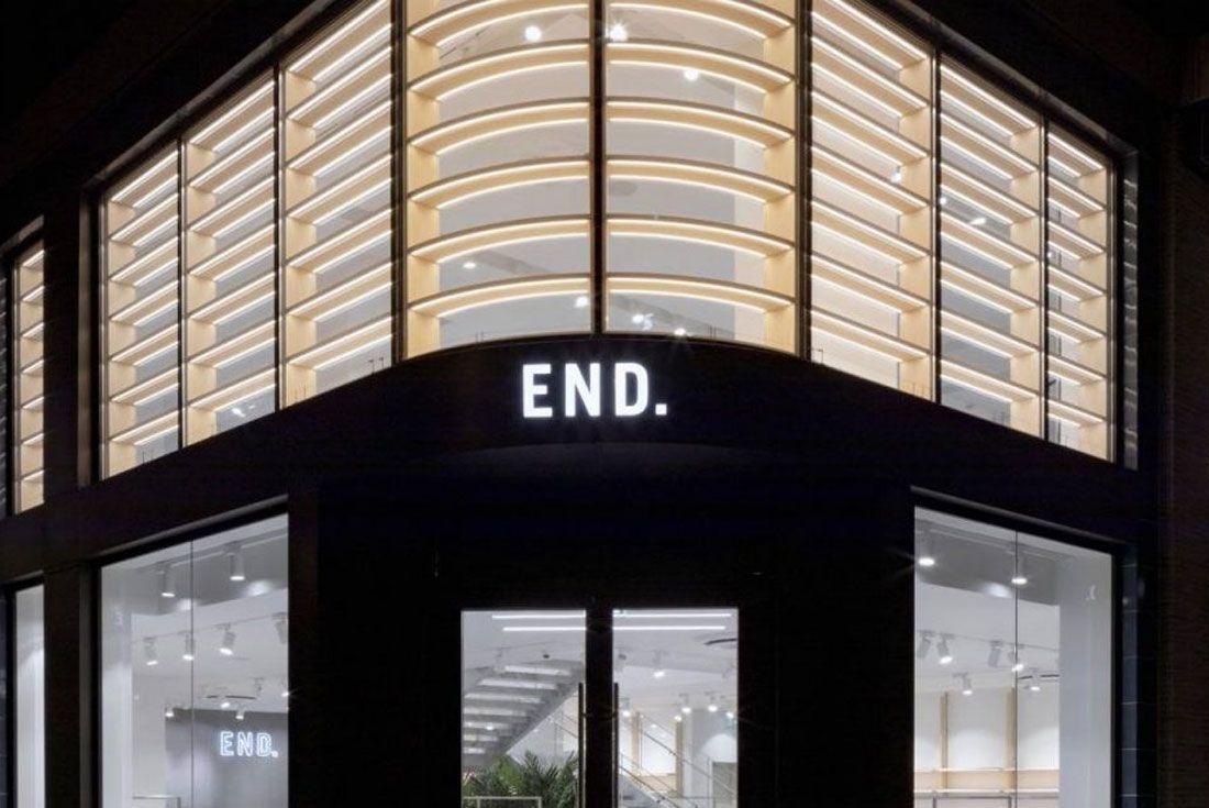 End Clothing London Soho
