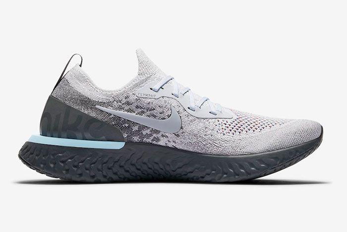 Nike Epic React Flyknit Paris Av7013 200 Release Date 2 Sneaker Freaker