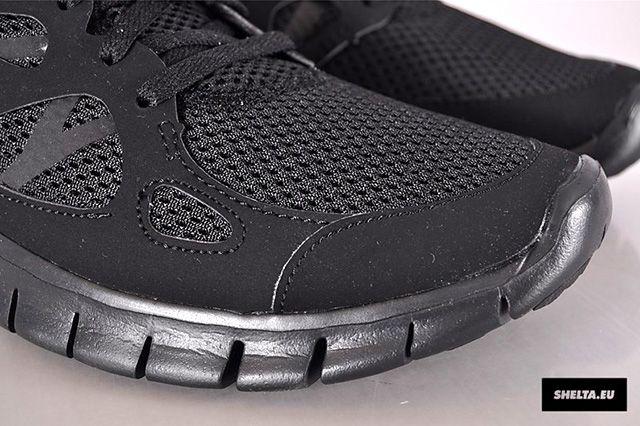 Nike Free Run 2 Blackout