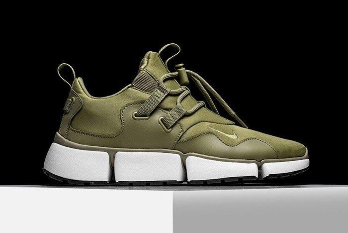 Nike Pocket Knife Dm Trooper Green 1