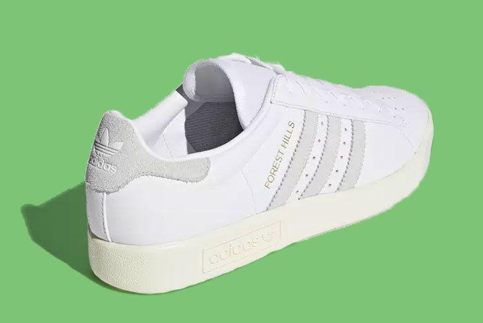 Adidas Forest Hills White 2
