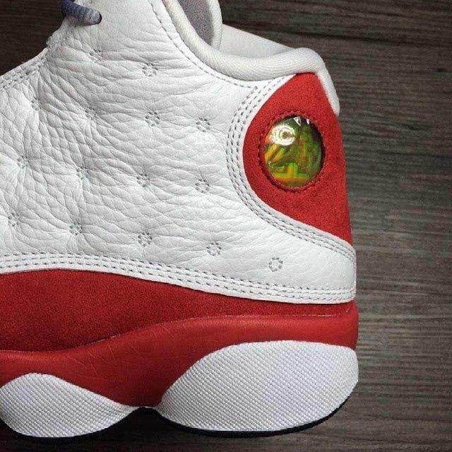 Air Jordan 13 Grey Toe 5