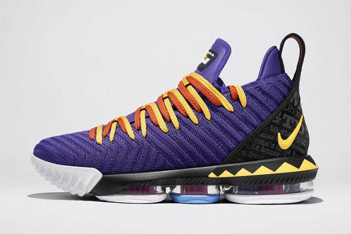 Nike Lebron 16 Martin Ci1520 500 1 Side