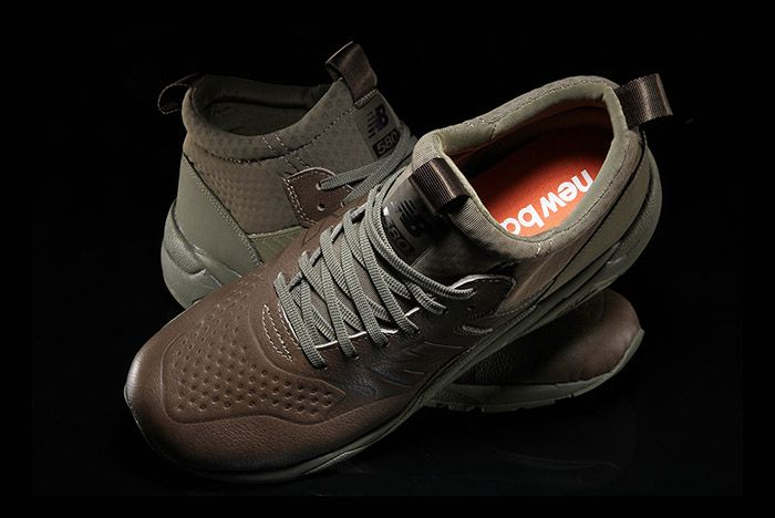 New Balance 580 Outdoor Boot Olive Green 4