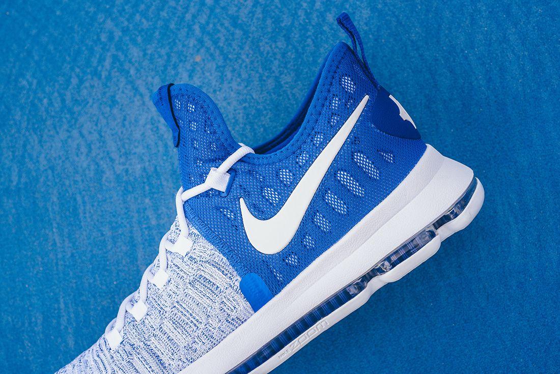 Nike Kd 9 Royal Bluewhite 2
