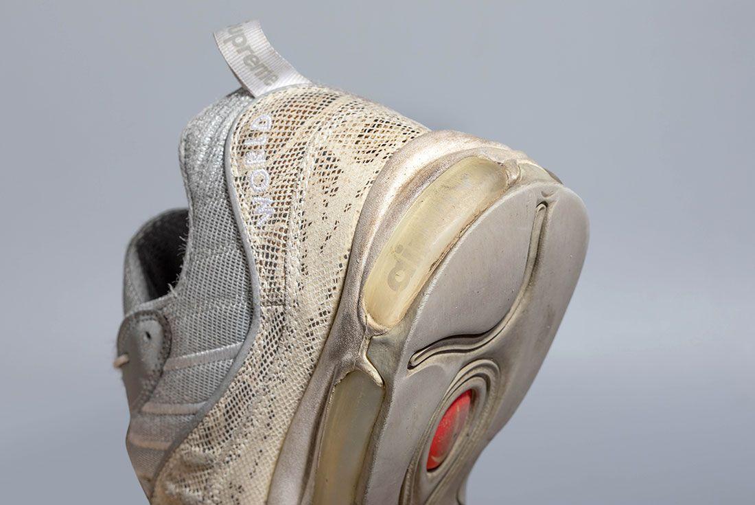 Nike Air Max 98 Supreme Heel Drag