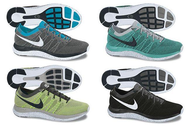 Nike Lunar One Flyknit 1
