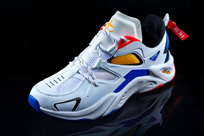 Mobile Suit Gundam 361 Rx 78 2 Sneaker Release 002 Angle