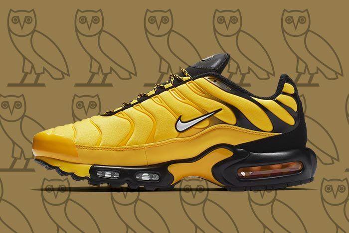 Drake X Nike Air Max Plus 9