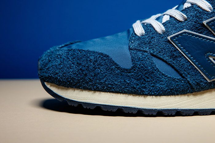 New Balance 520 Hairy Suede 11