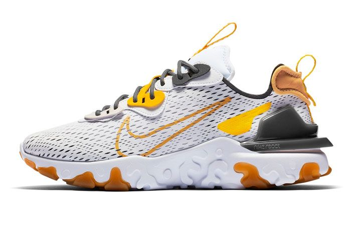 Nike React Vision Honeycomb Left