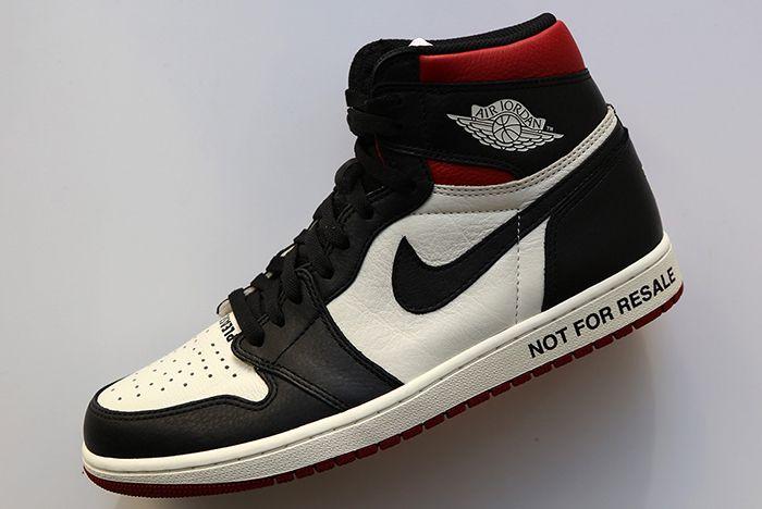 Air Jordan 1 Not For Resale Pack 11