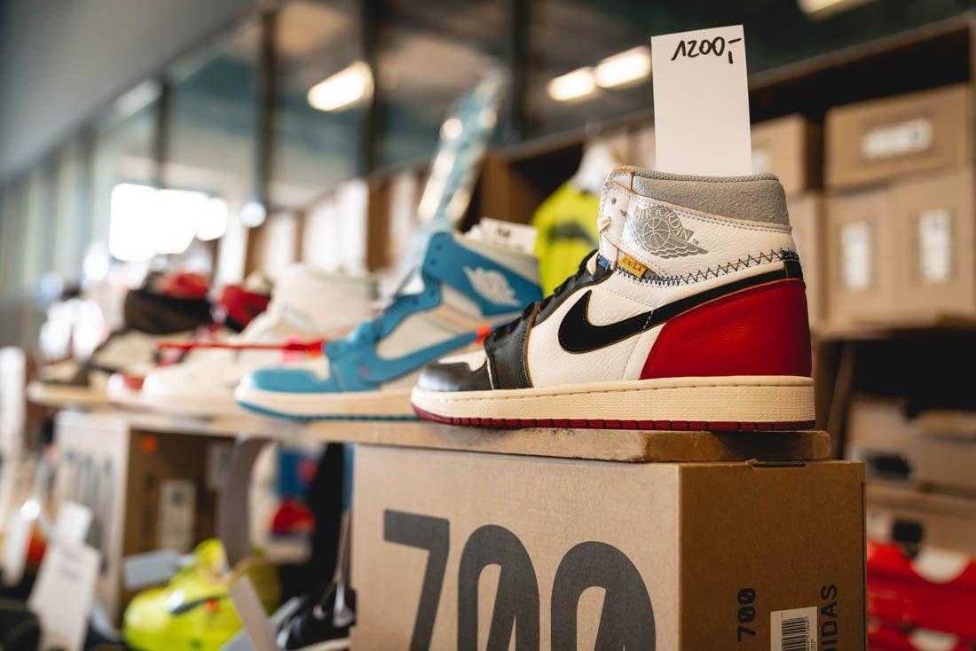 Sneakerness Amsterdam 2019 Event Recap 26 Union Air Jordan 1