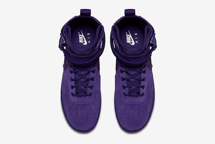 Nike Sf Af1 Purple 2
