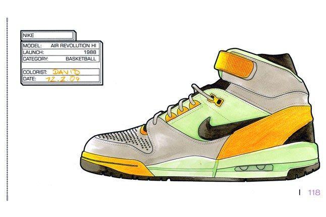 Sneaker Colouring Book 1 1