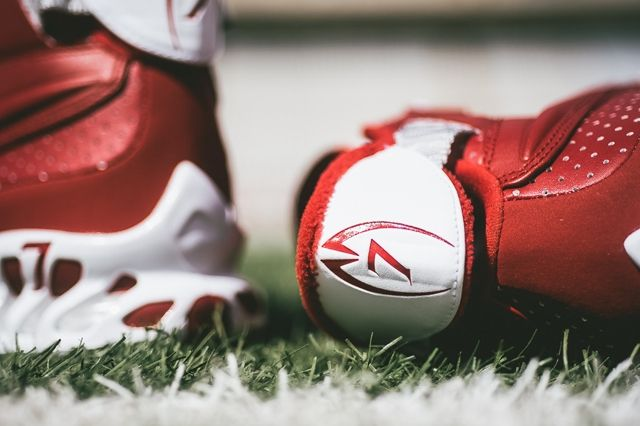 Nike Zoom Vick Ii Falcons 1
