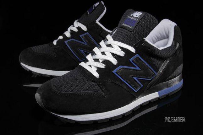 New Balance 996 Black Blue 5