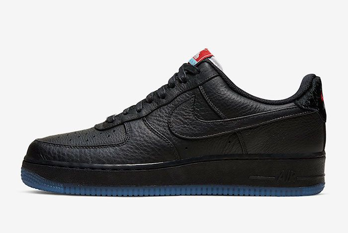 Nike Air Force 1 Low Chicago Ct1520 001 Lateral