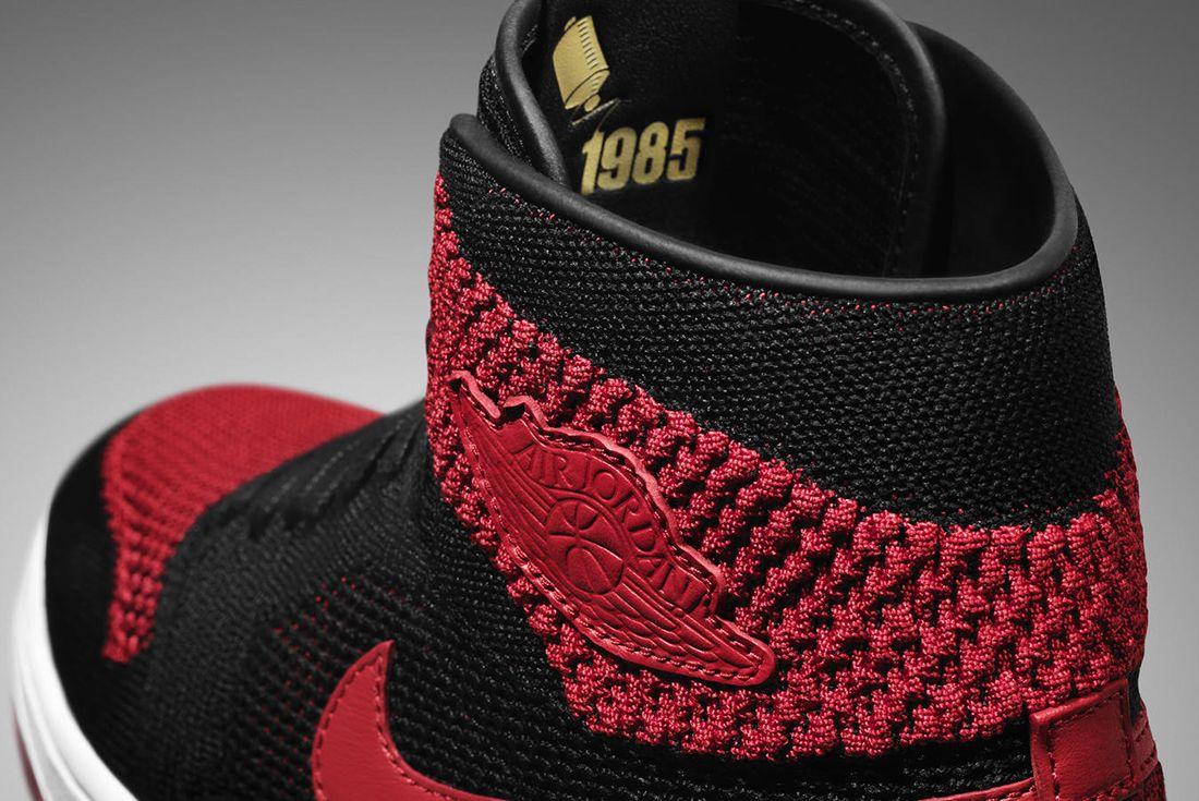 Air Jordan 1 Flyknit 2