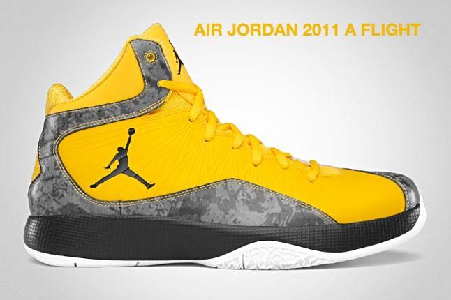 Air Jordan 2011 A Flight 1