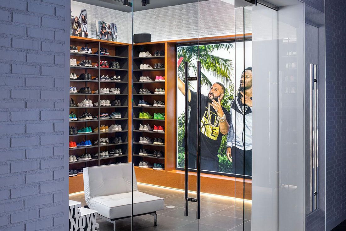 Dj Khaled Champs Sports Store 2